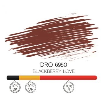 Pigment Bordo 8ml - DRO 6950