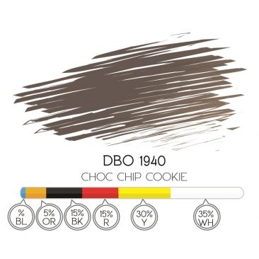 Pigmento 8ml Choc Chip Cookie - DBO 1940